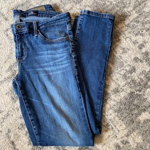 AG Adriano Goldschmied 28 The Stevie Ankle Jean